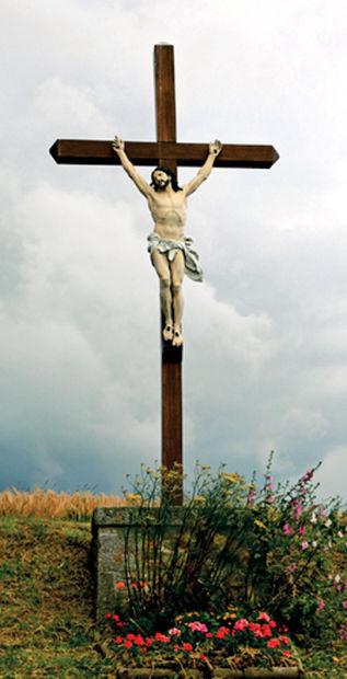Jesus Christ on the cross