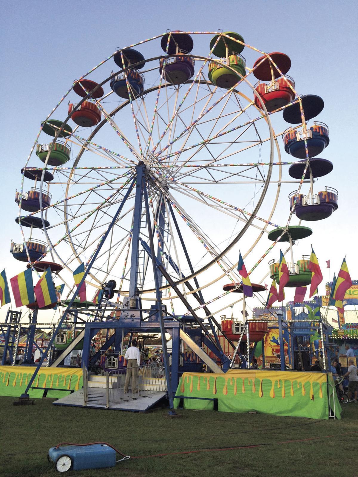 Visit the Orangeburg County Fair