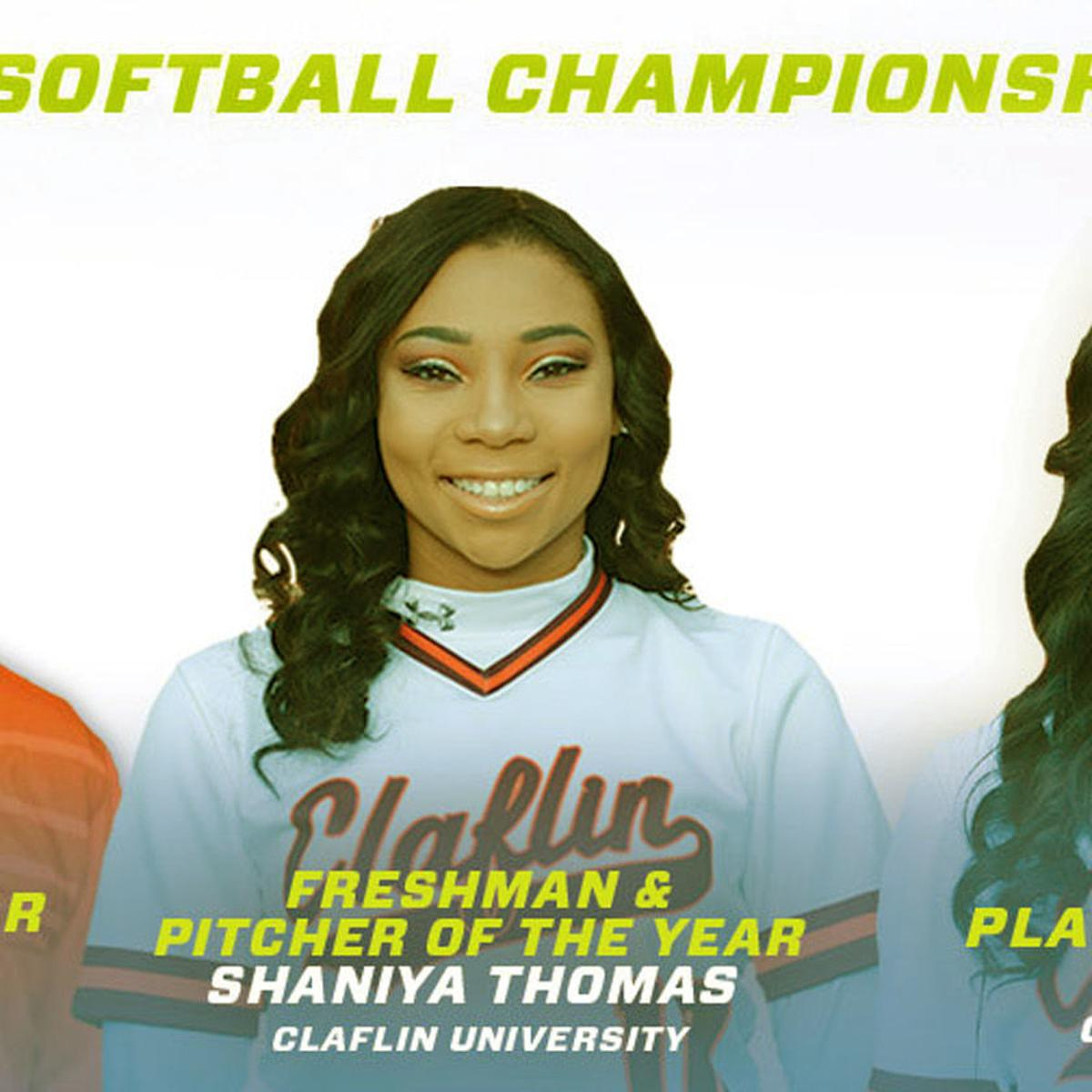 CLAFLIN SOFTBALL: Lady Panthers sweep CIAA postseason honors
