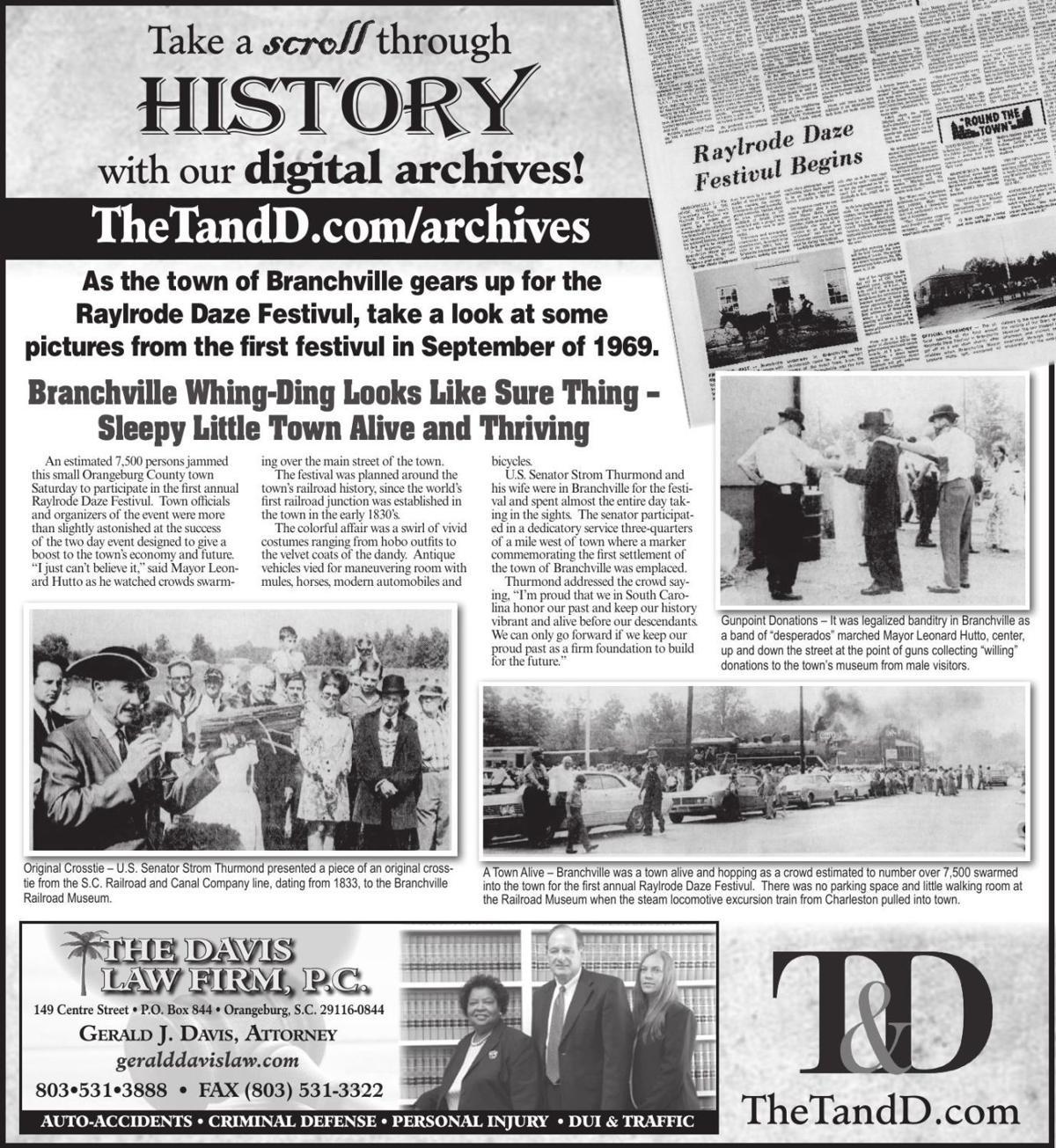 TheTandD.com/archives Sept. 15, 2019
