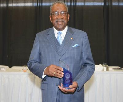 The Rev. Dr. Whittaker V. Middleton