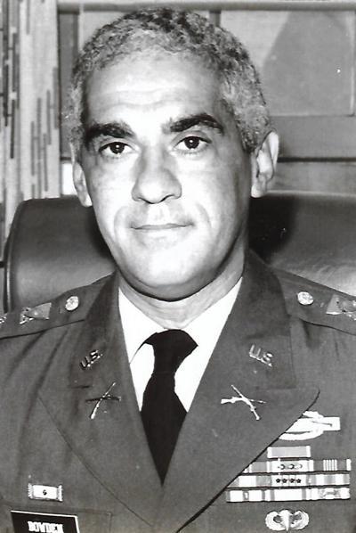 Retired Col. John Theodore Bowden Jr.