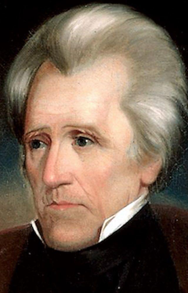1 Andrew Jackson