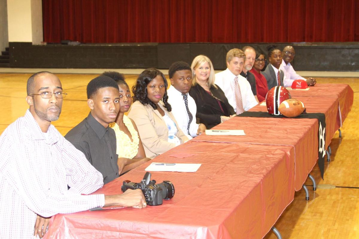4 red raiders head to next level 3 to newberry and dunbar to charleston southern