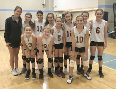 OP B-Team wins SCISA volleyball tournament