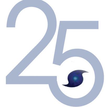 Hurricane Hugo logo 25 years later