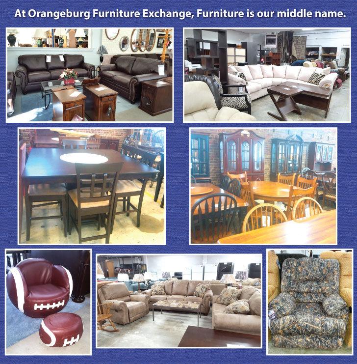 About Orangeburg Furniture Exchange