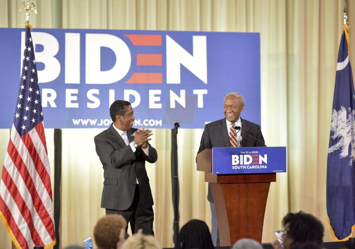 VP Biden in Orangeburg