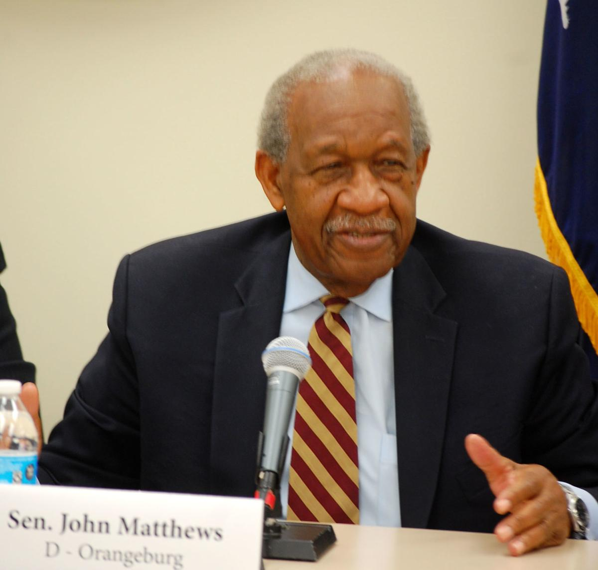 Sen. John Matthews