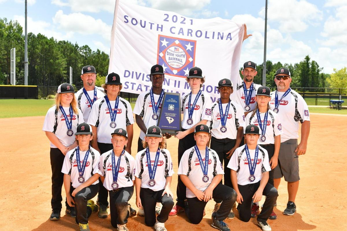 Bamberg Dixie Youth champs