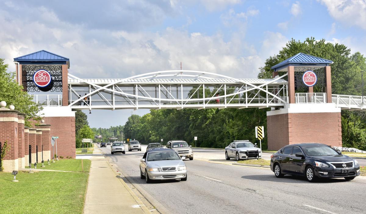 S.C. State Bridge Opening
