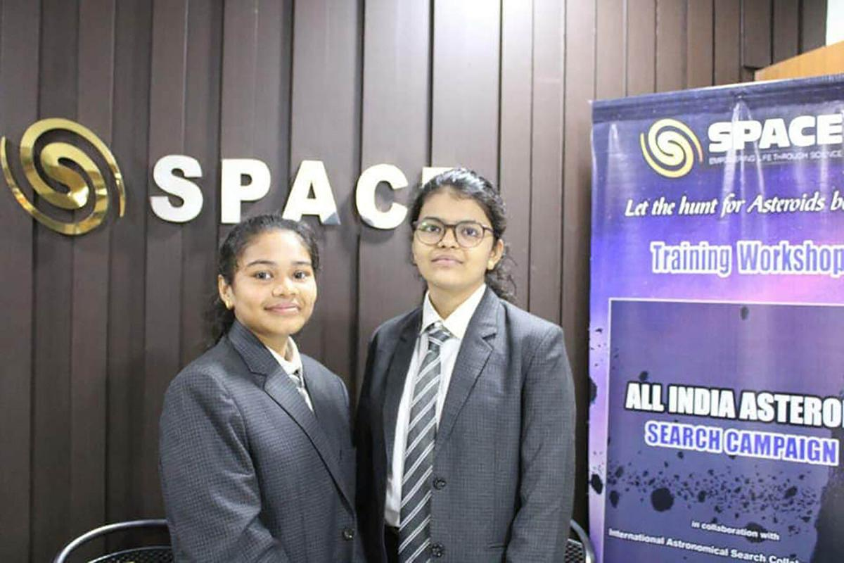 Indian schoolgirls discover asteroid moving toward Earth