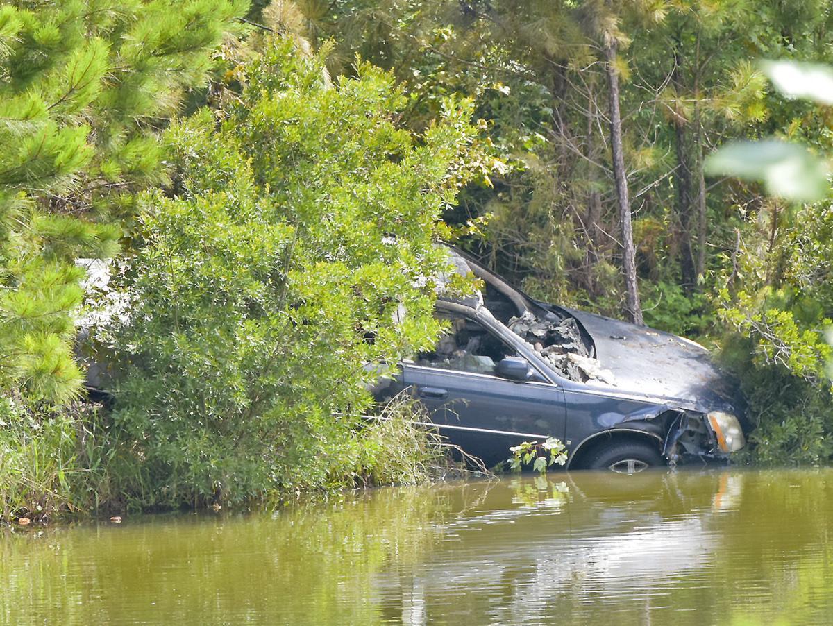 Car in Pond (copy)