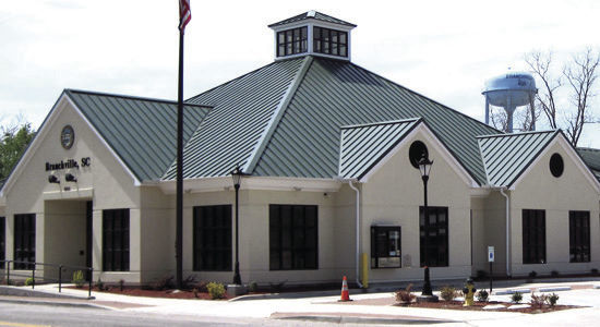 Branchville Town Hall (copy)