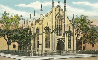 The Huguenot Church in Charleston