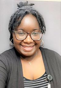 Lameka Turner, office manager in county assessor's office, honored for initiative