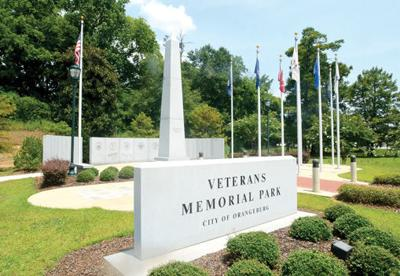 ILLUSTRATION: Orangeburg Veterans Memorial Park