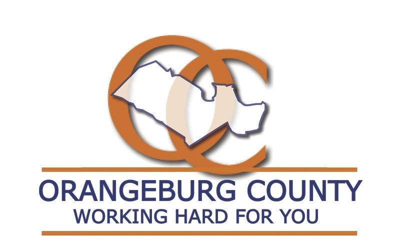 Orangeburg County working hard for you logo