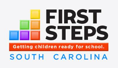 LIBRARY First Steps S.C. logo