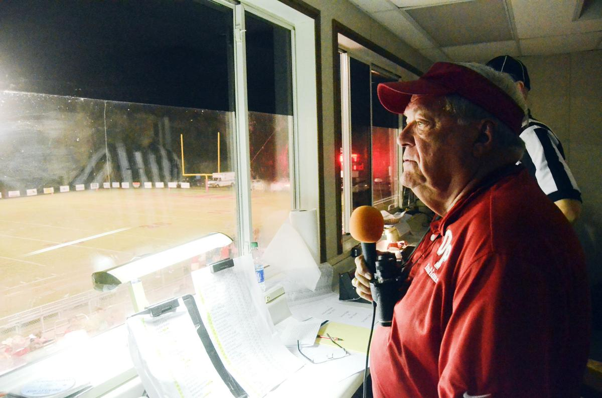 Pat Black, Voice of the OPS Indians