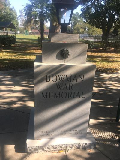 Bowman War Memorial