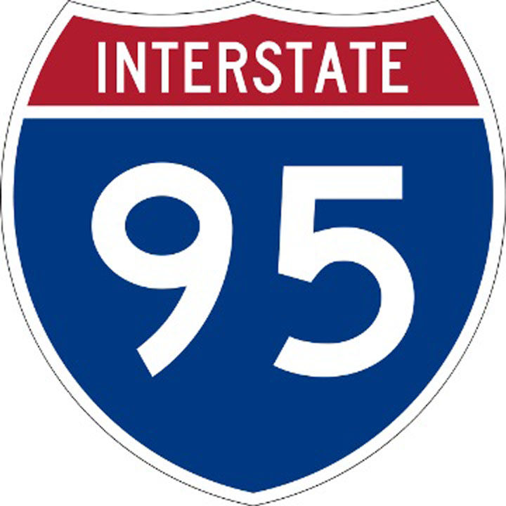 I-95 logo