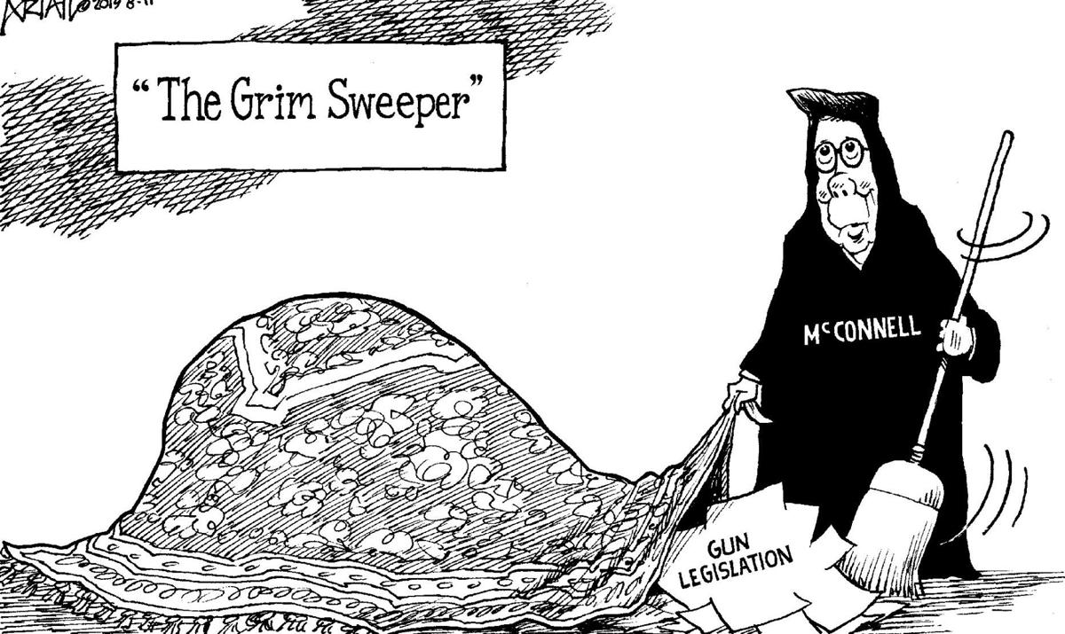 The Grim Sweeper