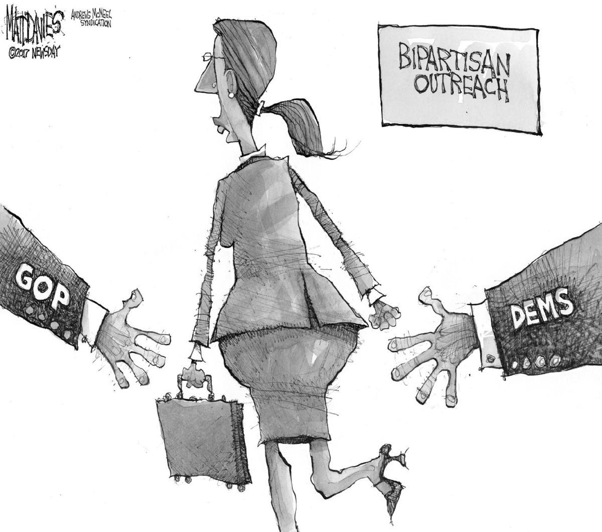 Bipartisan outreach