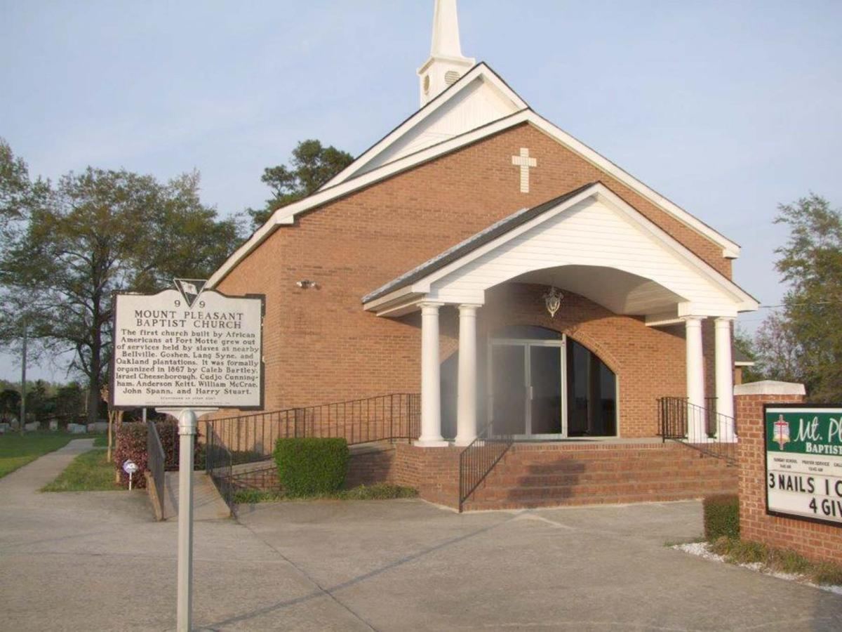FACES & PLACES/DAY 56: Mount Pleasant Baptist: oldest African ...