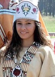Pine Hill Indian Tribe Chief Michelle Mitchum