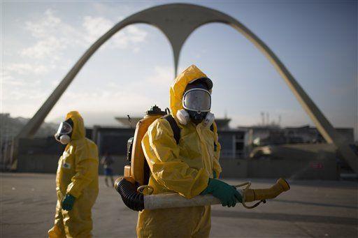 Canadian professor: Olympics should be postponed due to Zika