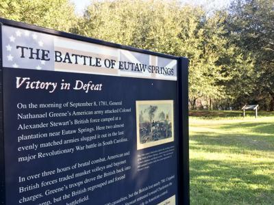 55 Things Battle of Eutaw Springs