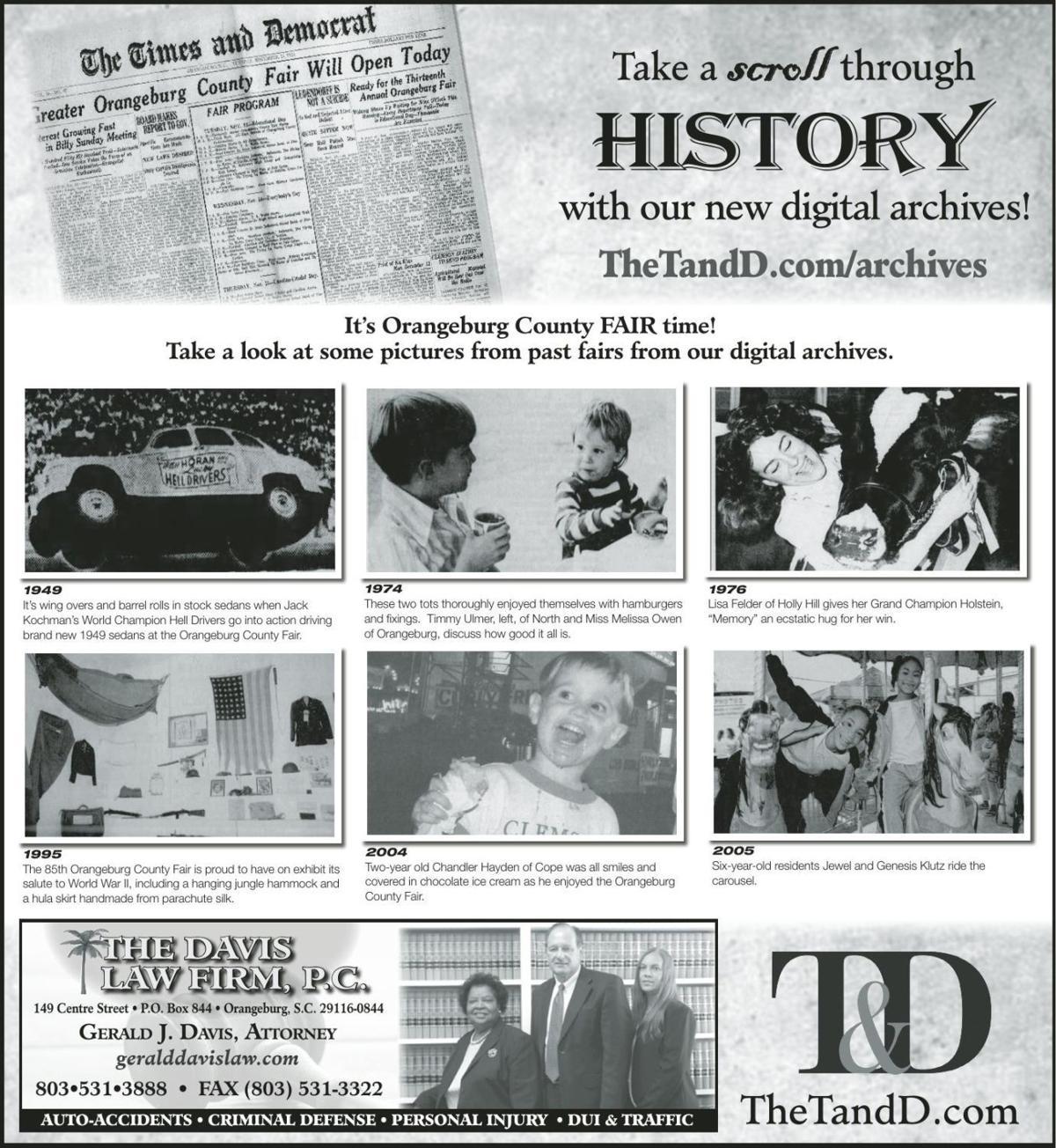 TheTandD.com/archives Sept. 29, 2019