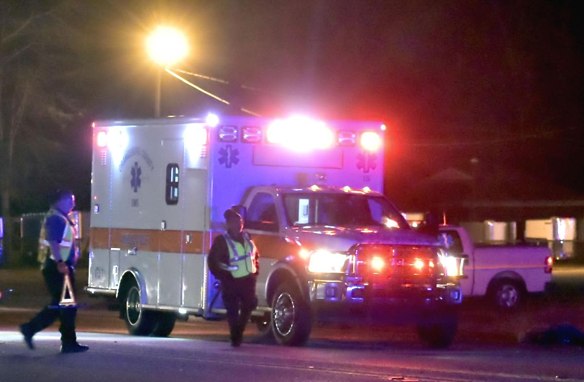 Orangeburg County EMS