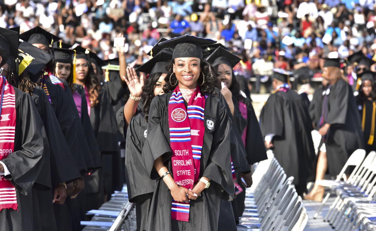 S.C. State graduation