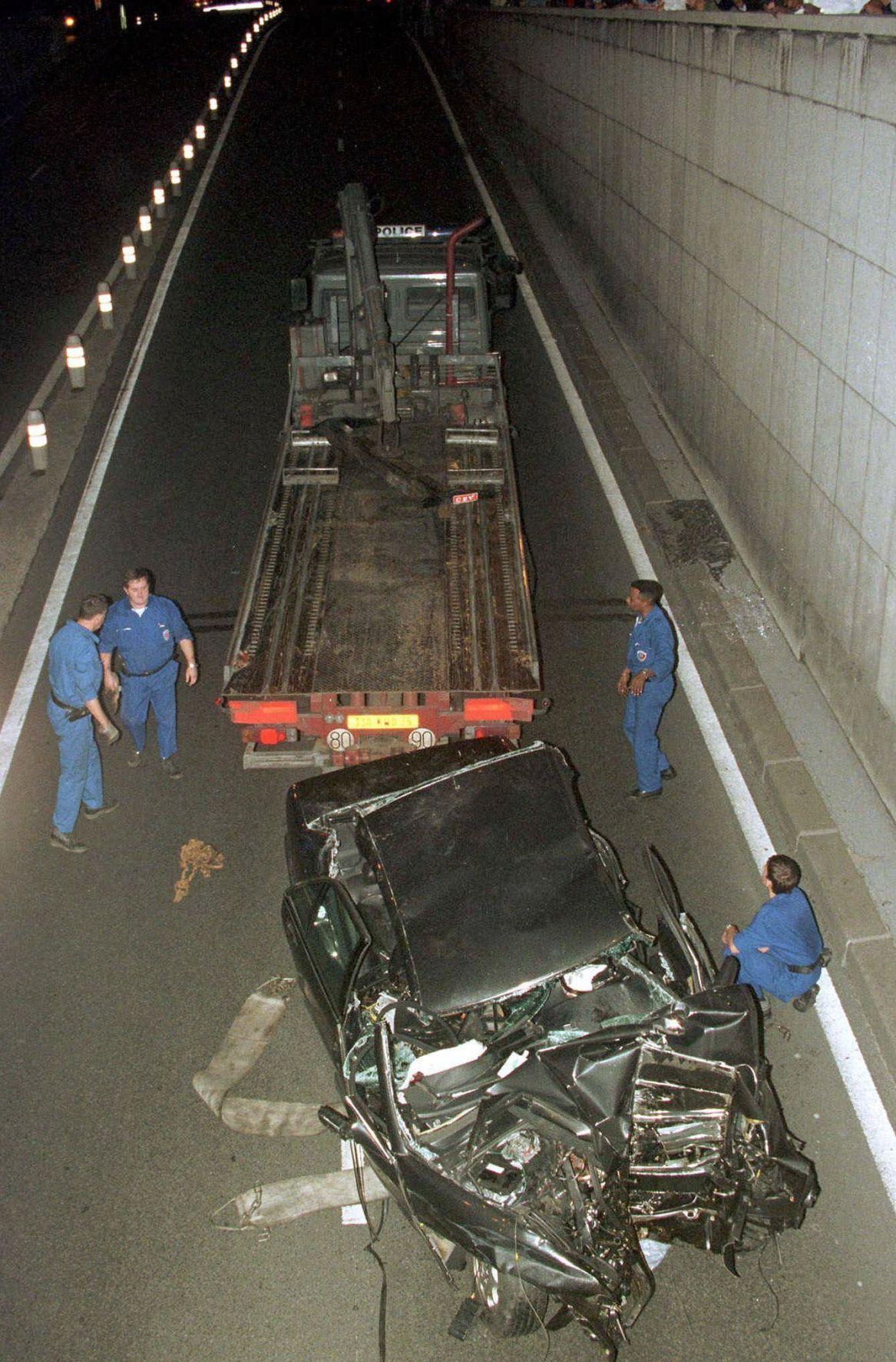 Ap Was There Princess Diana Dies In Paris Car Crash Lifestyles