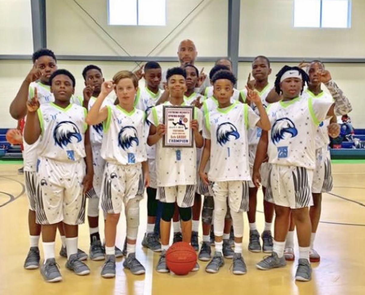 GC Elite 6th-grade team wins tournament
