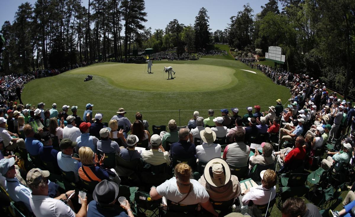 Masters Juniper Golf