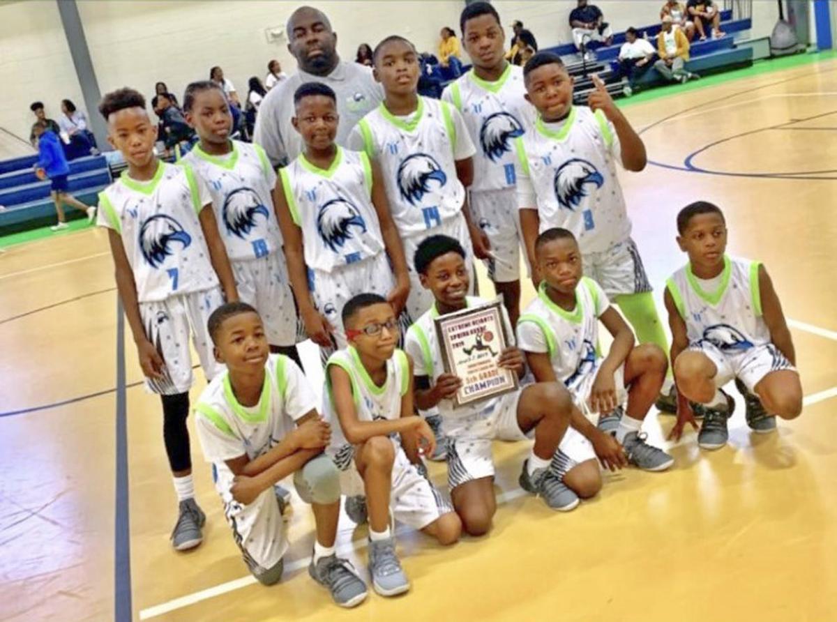 Garden City Elite 5th-grade team
