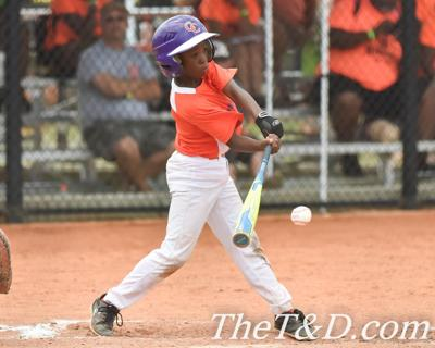 Central/Clemson outlasts Orangeburg Dixie Minors AAA All