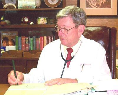 """Dr. Julian Alexander """"Nat"""" Salley"""