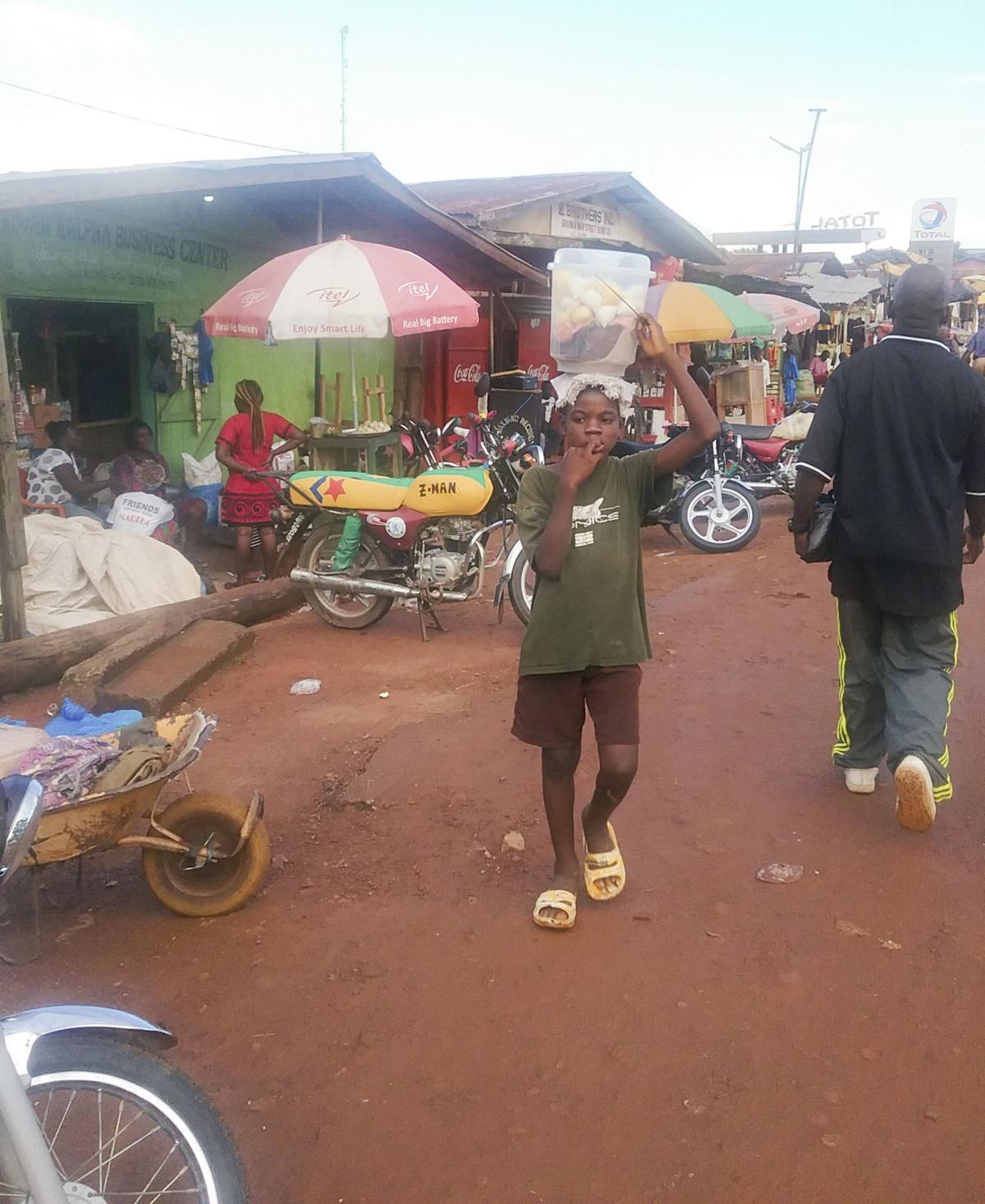 West Africa trip 2