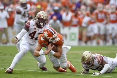 Florida St Clemson Football