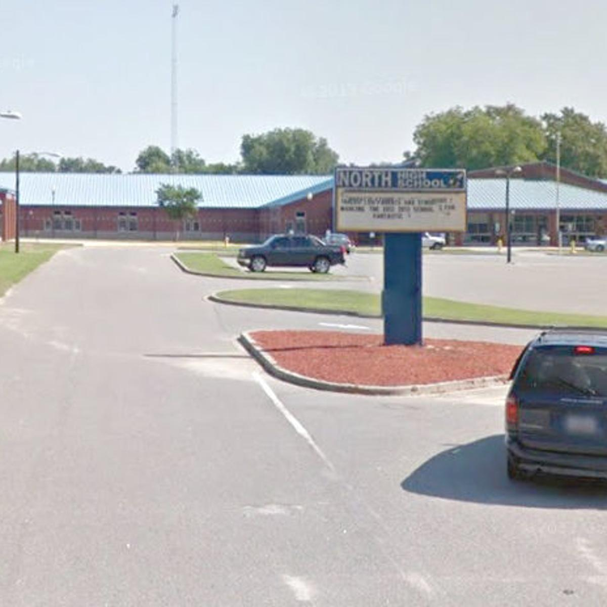 North Middle/High School placed on lockdown after threatening call