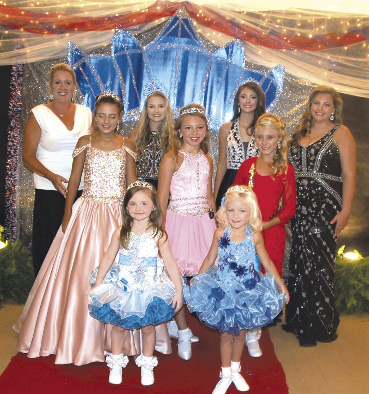 Schuetzenfest pageant winners