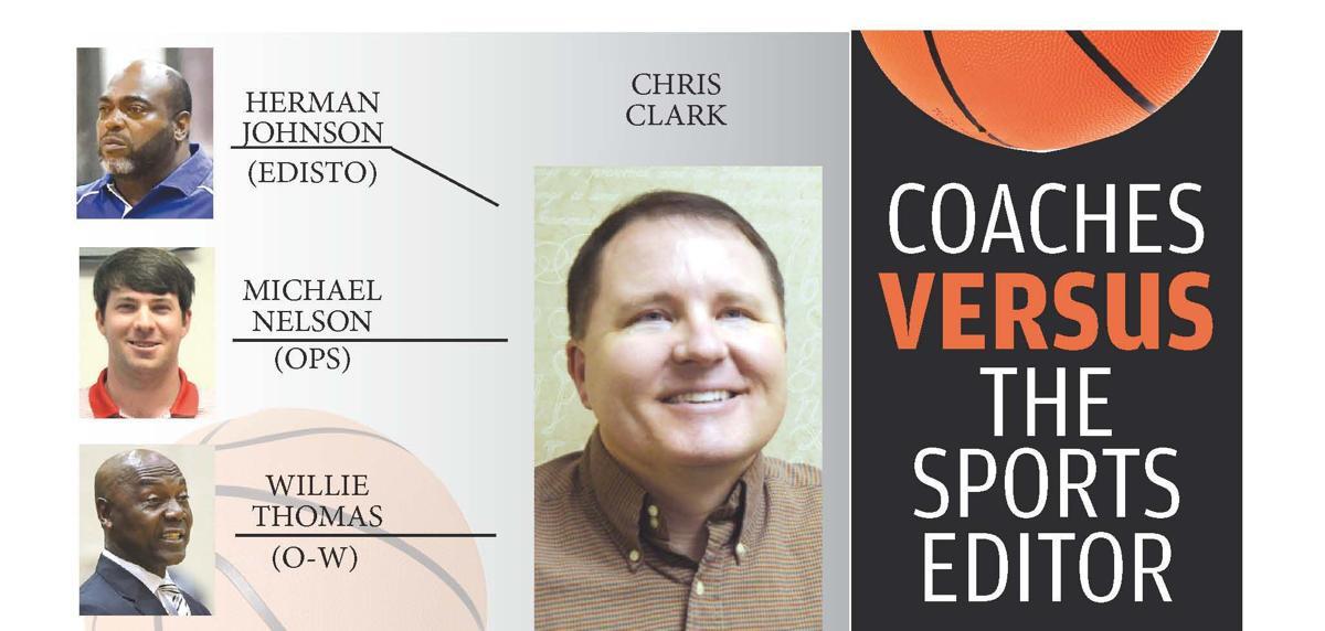 Coaches vs. Clark
