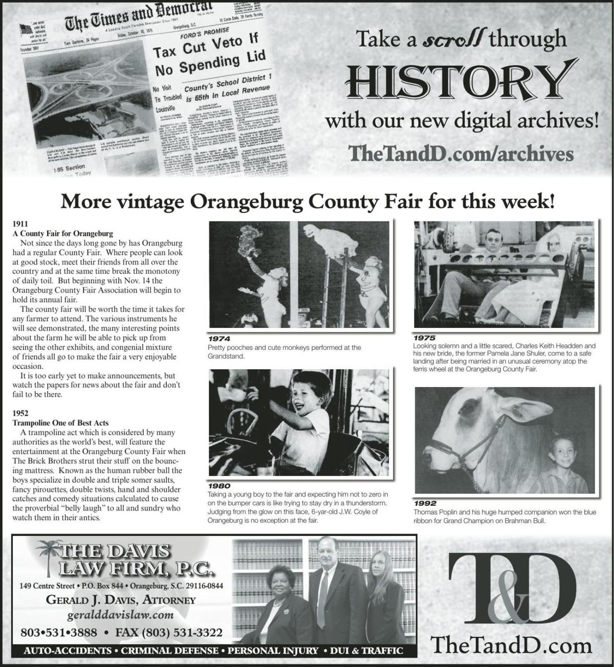 TheTandD.com/archives Oct. 6, 2019