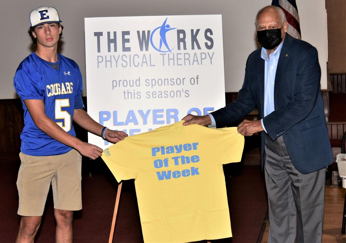 Touchdown Club Player of the Week