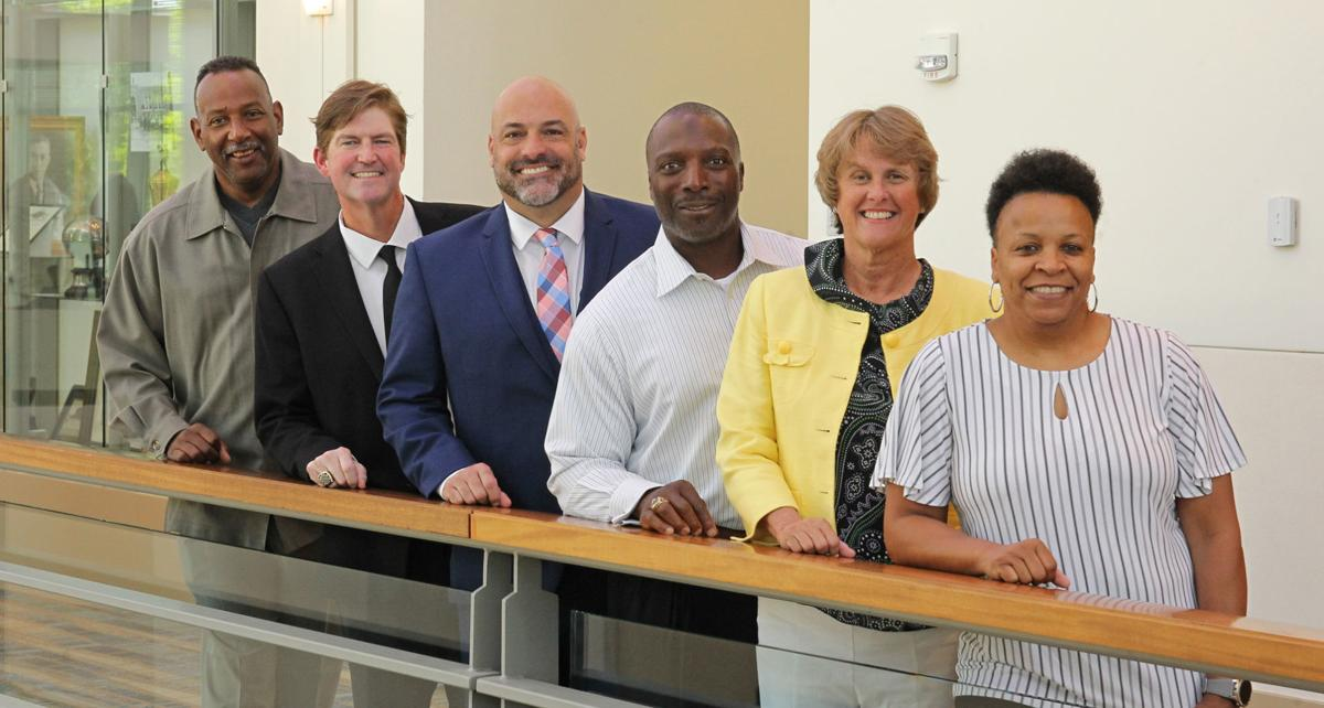 The 2019 S.C. Athletic Hall of Fame inductees