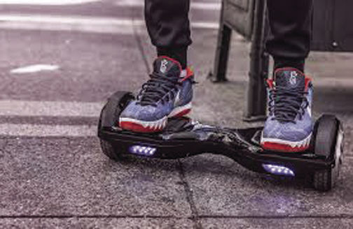Teen said she intended to steal hoverboards
